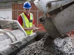 загрузка бетона в Заокском