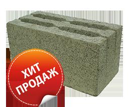 4-х щелевые керамзитобетонные блоки
