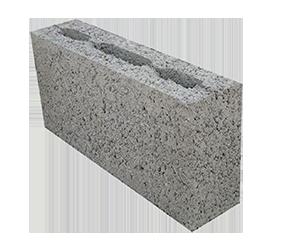 Перегородочные керамзитобетонные блоки